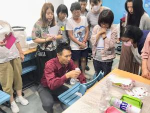 台湾清掃講座1